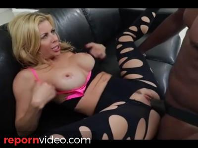 Alexis Fawx Interracial Sex