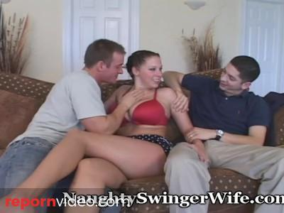 Shared Pussy of Swinger Wife