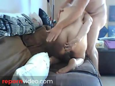 Amateur Couple Anal Plug and Fuck