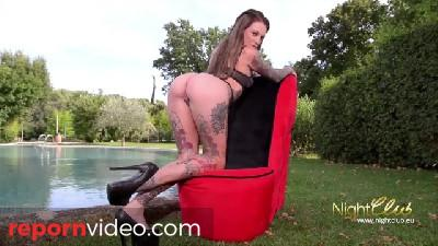 Geile Drecksau Mit Tattoos + Dildo Sex Action FullMovie