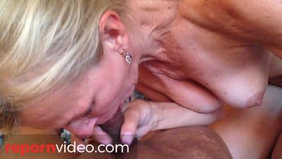 Friends Mom Sucks my Cock on Boat
